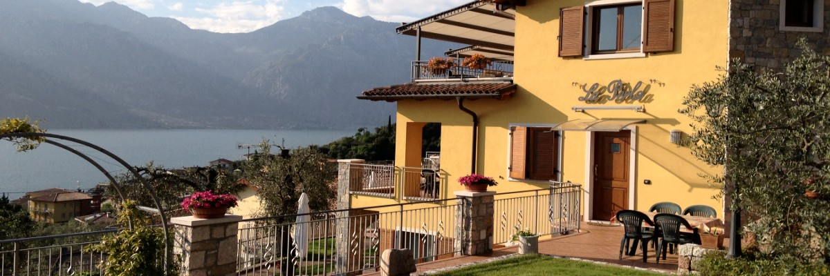 San Maggiore, Holiday apartment in Malcesine